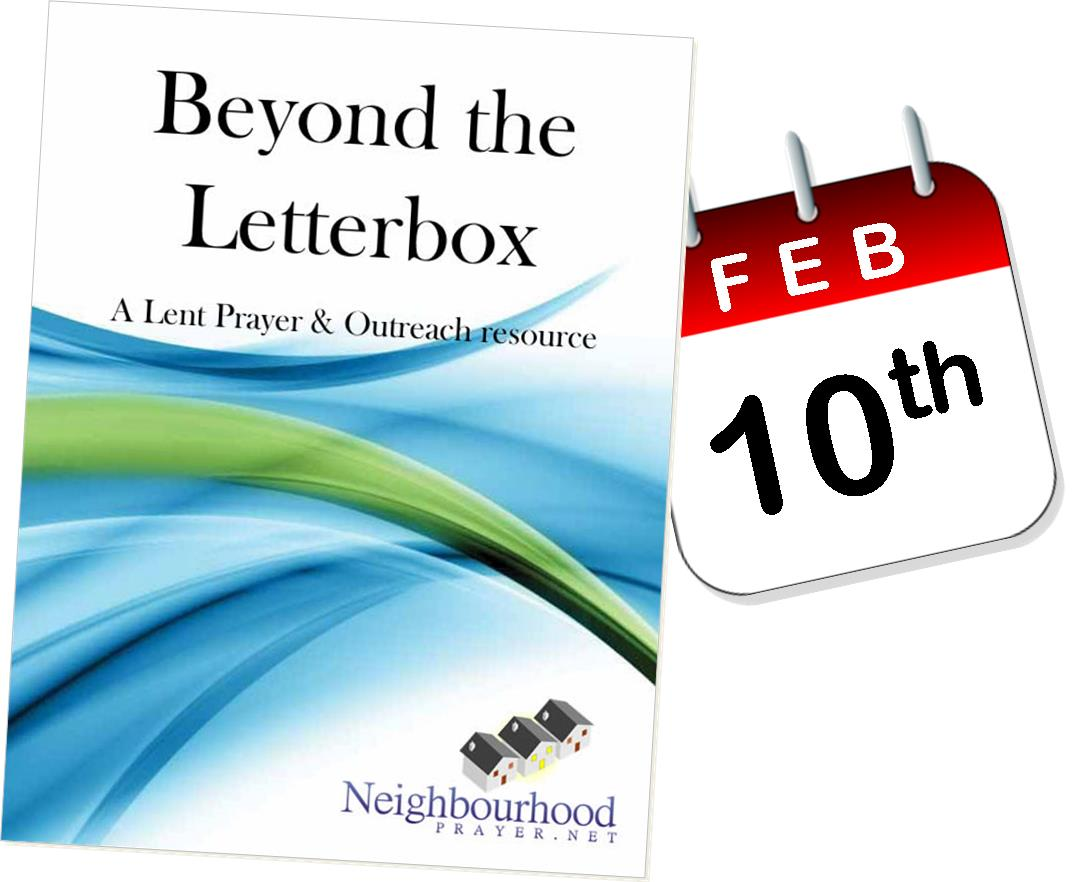 Neighbourhood prayer for lent